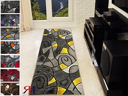 Handcraft Rugs Abstract Area Rug Modern Contemporary Circles