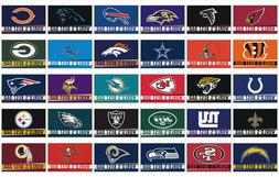 ALL NFL TEAMS - Worlds Best Dad Father Starter Floor Mat Are