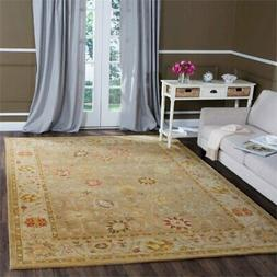 Safavieh Antiquity 3' X 5' Hand Tufted Wool Rug in Taupe and