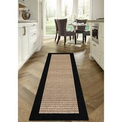 Area Rug Runner Room Accent Decor Stain Fade-resistant Solid