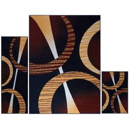 Home Dynamix Area Rugs - Ariana Collection 3-Piece Living Ro