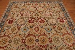 Art and crafts Persian Traditional 8X10 Beige area Rug wool