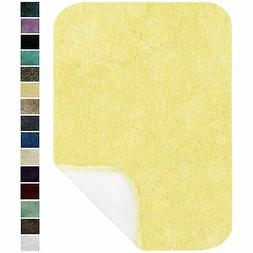 "Maples Rugs Bathroom Rugs - Colorsoft 20"" x 34"" Non Slip Was"
