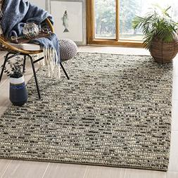 Safavieh Bohemian Collection BOH525K Hand-Knotted Grey and M