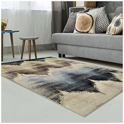 Superior Cadwell Collection Area Rug, 10mm Pile Height with