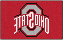 Carpet/Scatter/Accent Rug FANMATS Ohio State University 5 Ft