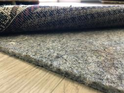 Eco-Friendly Non-Slip Extra Cushioned Rug Pads for Area Rugs