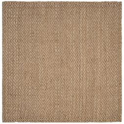 Safavieh Natural Fiber Collection NF181A Hand Woven Natural