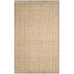 Safavieh Natural Fiber Collection NF467A Hand Woven Natural