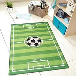Furnish my Place 680 Strips Soccer Rectangle 3'3 X 5 Field