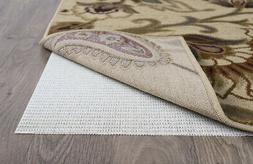 Ivory Synthetics area Single-Color Flat rug PAD Solid CGP100