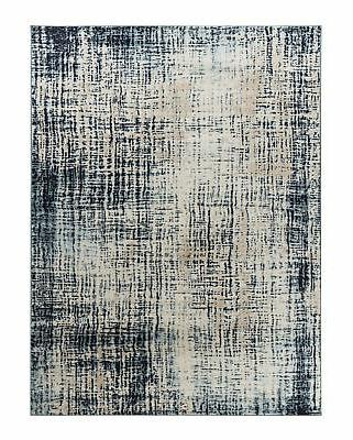 elite collection style 01 beige blue abstract