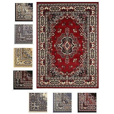 Large Traditional 8x11 Oriental Area Rug Persien Style Carpe
