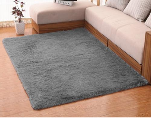 Ultra Area Rugs Fluffy Carpets Suitable for Children Bedroom