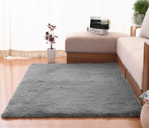 ultra soft indoor modern area rugs fluffy