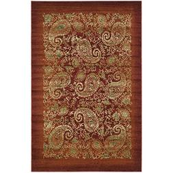 Safavieh Lyndhurst Collection LNH224B Traditional Paisley Re