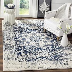 Safavieh Madison MAD603D Cream/Navy 3' x 5' Area Rug