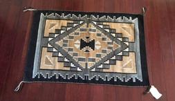 Native American Two Grey Hills Rug All Natural Sheep Wool Co