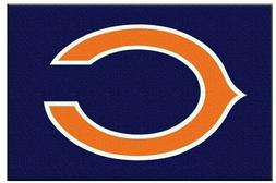 Fanmats NFL Chicago Bears Rookie Mat Area Rug, Bath Rug