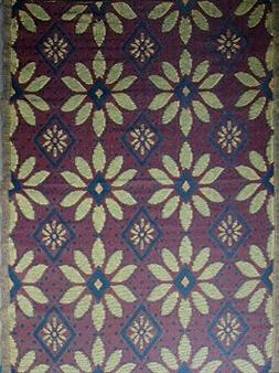 6'x9' Plastic Outdoor Patio rug PricedDown It's Used For D