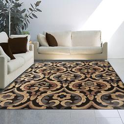 Home Dynamix Area Rugs: Catalina Rugs: HD4902-500 Brown: 5'
