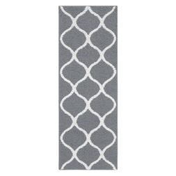 Maples Rugs Runner Rug,  1'9 x 5' Non Slip Hallway Entry Are