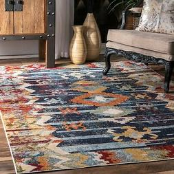 nuLOOM Traditional Vintage Contemporary Vintage Abstract Ost