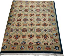 Transitional Handmade Clearance Oriental Area Rugs Floral Ca
